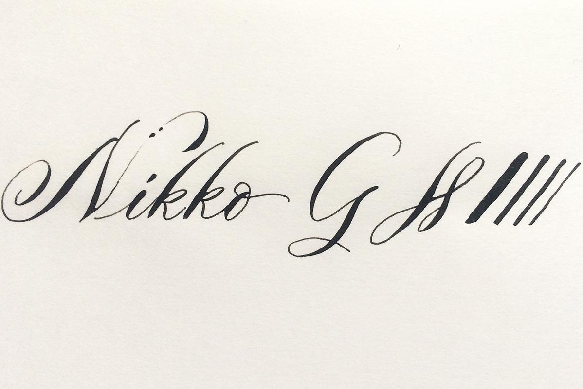 kalligraphie für anfänger