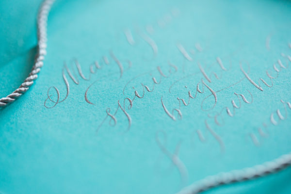 event kalligraphie tiffany