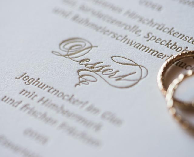 hochzeit kalligraphie letterpress tintenfuchs