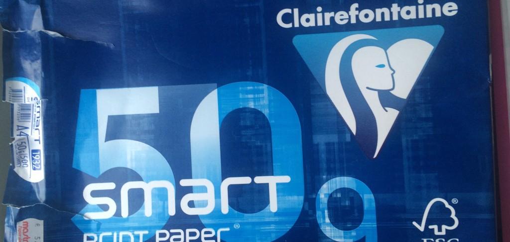 papiertest clairefontaine smart print paper03