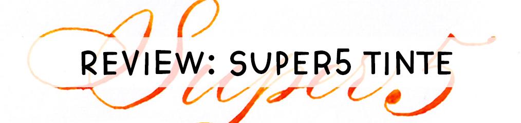 tintenfuchs tintentest super5