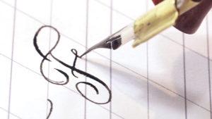 Moderne Kalligraphie Online Kurs